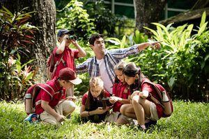 VAS và hành trình kiến tạo trường học xanh