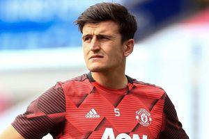 Solskjaer mạo hiểm, MU nguy cơ mất Maguire trận Liverpool