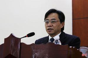 Phó Bí thư Thường trực Tỉnh ủy: Thực hiện nghiêm việc nêu gương đối với người đứng đầu