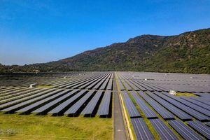 An Giang hoàn thành nhà máy điện Mặt Trời công suất 210MWp