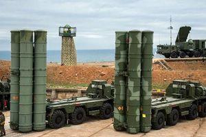Hệ thống S-400 tại Thổ Nhĩ Kỳ sẵn sàng hoạt động