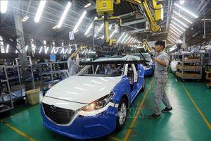 Năm 2020, thị trường ô tô tăng trưởng âm 8%