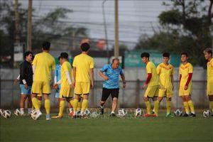 Hành trình đến SEA Games 31: U22 Việt Nam chơi với vị thế đội sở hữu Huy chương Vàng