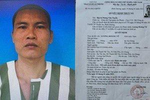 Phát thông báo truy bắt phạm nhân bỏ trốn khỏi trại giam