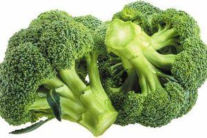 Loại rau bán đầy chợ nhưng chứa chất chống ung thư mạnh mẽ