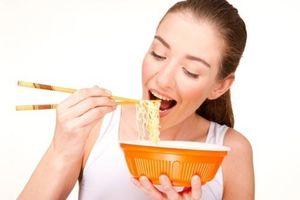 Điều cấm làm trong khi bụng đói