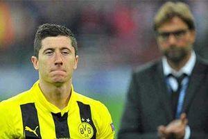 Lewandowski: 'Klopp là ông thầy tồi'