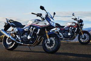 2021 Honda CB1300 Super trình làng, giá từ 347 triệu đồng
