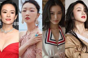 Những mỹ nhân Hoa ngữ thành công ở mảng điện ảnh nhưng thất bại ở truyền hình
