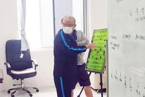 Năm 2021, VFF đặt mục tiêu vô địch AFF Cup và HCV SEA Games cho HLV Park Hang Seo