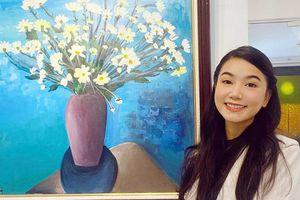 Họa sĩ Lương Giang mở triển lãm tranh của trẻ tự kỷ