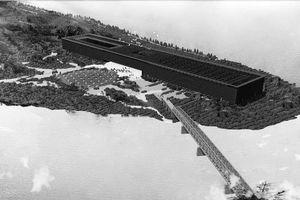 Khi lụa lãnh Mỹ A trứ danh được 'dệt' bằng... ngôn ngữ kiến trúc