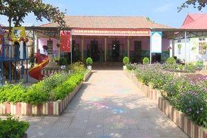 Sông Mã (Sơn La): Mô hình trường học xanh, sạch, đẹp và an toàn điểm sáng của ngành giáo dục