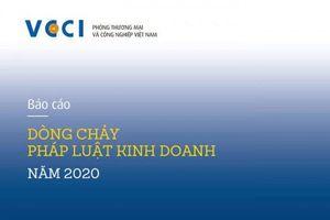 Báo cáo dòng chảy pháp luật kinh doanh năm 2020