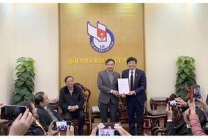 Ông Phan Toàn Thắng giữ chức Quyền Chánh Văn phòng Hội Nhà báo Việt Nam