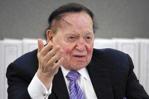 Ông trùm sòng bạc Mỹ Sheldon Adelson qua đời do biến chứng ung thư