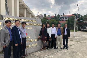 Tổng công ty Thép Việt Nam - CTCP: Một thập kỷ vì người nghèo