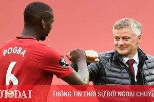 Tin chuyển nhượng bóng đá hôm nay (12/1): MU đặt giá bán Pogba