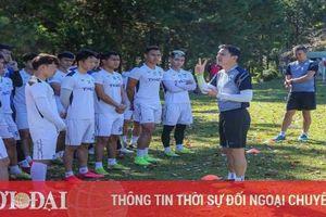 Đội HAGL có tới 4 đội trưởng ở V-League 2021