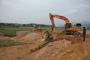 Tam Đảo (Vĩnh Phúc): Cưỡng chế thu hồi đất tại xã Minh Quang
