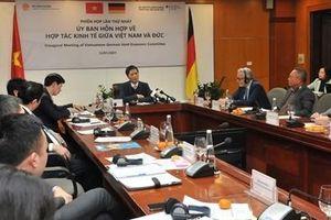 Thúc đẩy hợp tác về thương mại và công nghiệp giữa Việt Nam - CHLB Đức