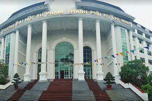 Trung tâm Ngoại ngữ ĐH Sư Phạm TP.HCM chưa được cấp phép hoạt động