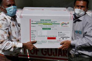 Ấn Độ chuẩn bị đợt tiêm vaccine COVID-19 'lớn nhất thế giới'