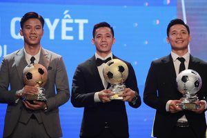 Vượt Quang Hải và Tiến Dũng, Văn Quyết đoạt Quả bóng Vàng 2020
