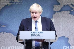 Thúc đẩy chiến lược ''Nước Anh toàn cầu''