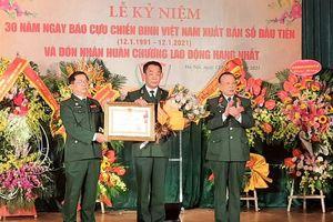 Báo Cựu chiến binh Việt Nam kỷ niệm 30 năm thành lập