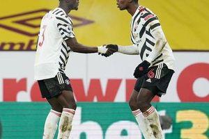 Chấm điểm cầu thủ MU vs Burnley: Pogba, Bailly rực sáng ngày 'Quỷ đỏ' lên đầu bảng