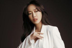 Diệu Nhi hóa nữ luật sư nghiêm túc, đau tay vì... tát Minh Hằng quá nhiều trong phim mới