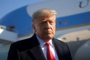 Ông Donald Trump phủ nhận kích động bạo loạn ở Điện Capitol