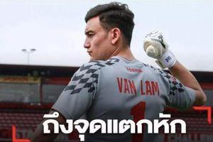 Đặng Văn Lâm hủy hợp đồng, CLB Muangthong United họp khẩn