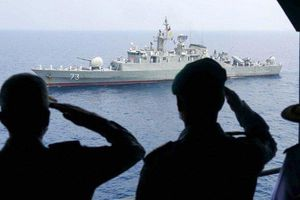 Iran tập trận tên lửa giữa lúc căng thẳng với Mỹ