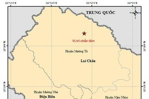 Xảy ra động đất ở Lai Châu và Vân Nam, Trung Quốc