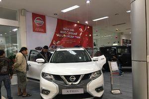 Nissan X-Trail tiếp tục giảm giá bán dịp cuối năm