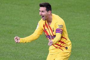 Nếu đến Man City, Messi vẫn ăn lương 5 tỉ/tuần của Barcelona
