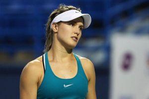 Bouchard thua tay vợt hạng 230 thế giới