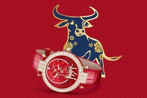 4 mẫu đồng hồ giá trên 20.000 USD cho năm Sửu