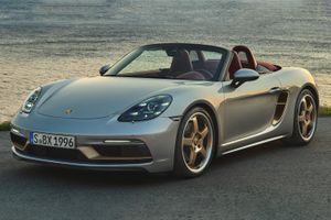 Chi tiết Porsche Boxster bản kỷ niệm 25 năm