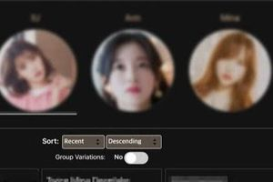 200.000 người kiến nghị không phát tán video bôi nhọ sao nữ Hàn
