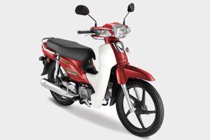 Honda Dream bản kỷ niệm được ra mắt tại Malaysia