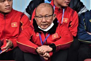 HLV Park: 'Trọng trách bảo vệ ngôi vô địch là một gánh nặng'