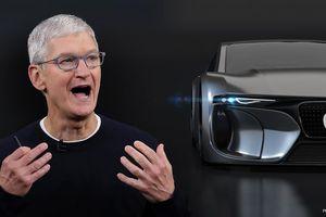 Toyota sẽ lao đao nếu Apple làm xe hơi