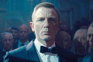 Bom tấn '007: No Time to Die' tiếp tục bị hoãn chiếu