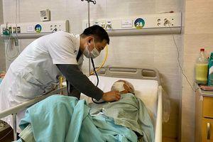 Rét đậm, rét hại: Người già, trẻ nhỏ đổ bệnh