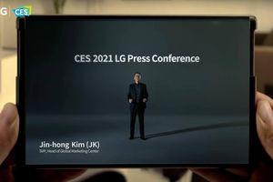 LG sẽ ra mắt điện thoại Rollable với màn hình có thể cuộn lại trong năm 2021