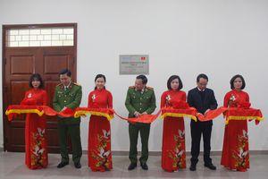 Quảng Bình: Thành lập Văn phòng liên lạc phòng, chống ma túy và tội phạm qua biên giới