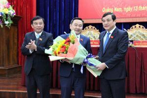 Quảng Nam bầu Phó Chủ tịch HĐND tỉnh